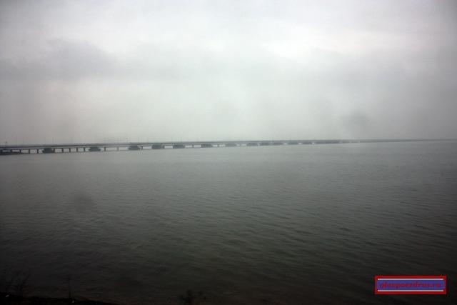 Мост через Амурский Залив