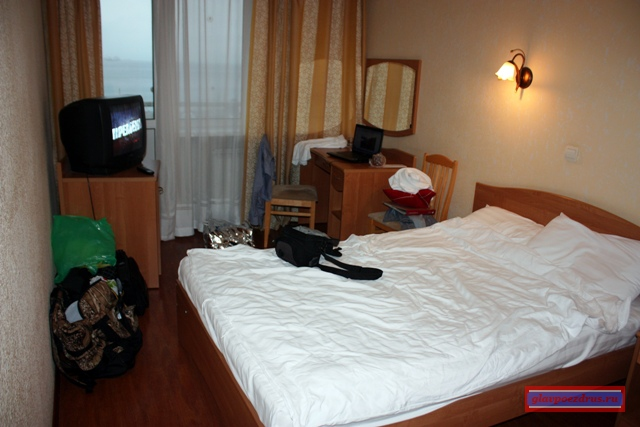 Мой номер в гостинице