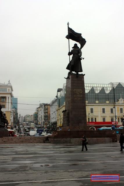 памятник «Борцам за власть Советов на Дальнем Востоке 1917-1922 г.г.»