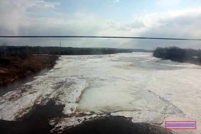 Река Бирюса