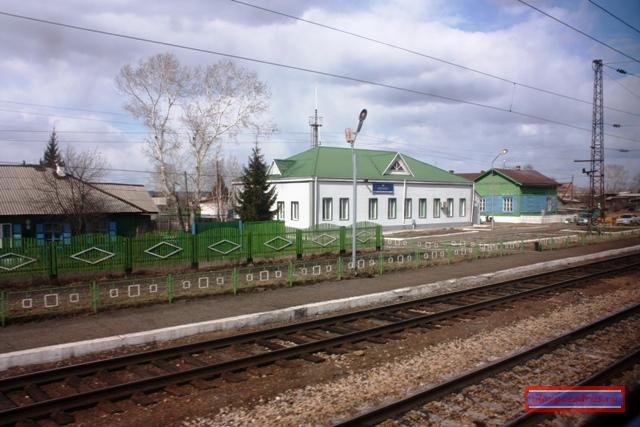 Станция Филимоново