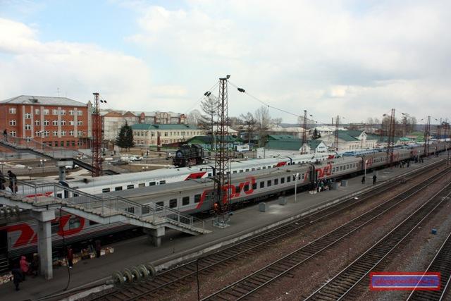 Станция Иланская