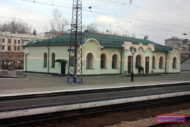 Станция Уяр