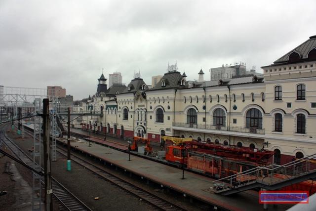 Станция Владивосток