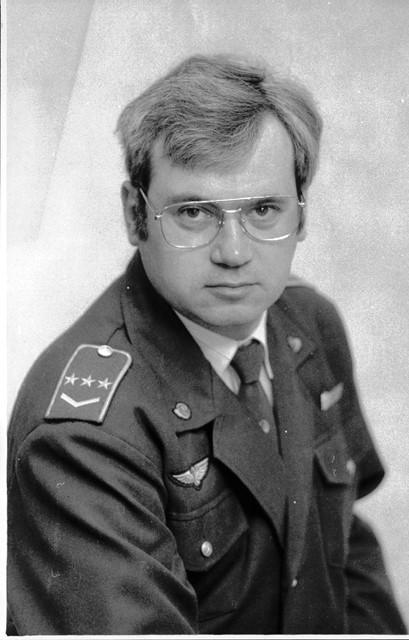 Начальник поезда «РОССИЯ» Андрей Шарапов. Фото из архива редакции газеты «Московский железнодорожник»