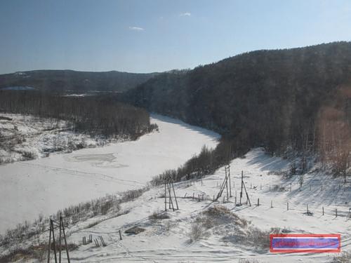 река Амазар