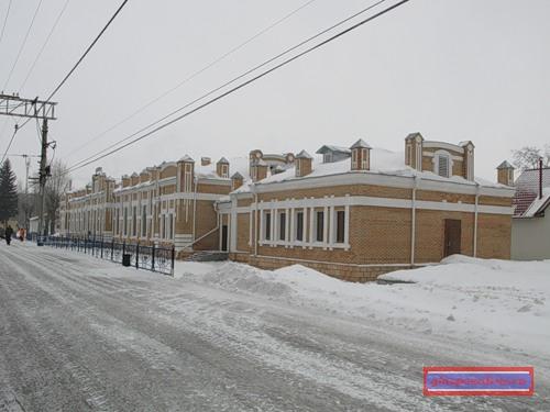 вокзал станции Ишим