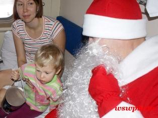 Поздравление Деда Мороза в поезде «РОССИЯ» - детям - радость, взрослым - удивление!