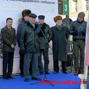 Заместитель председателя первичной профсоюзной организации Московского филиала ОАО «ФПК» Виктор Зайденберг