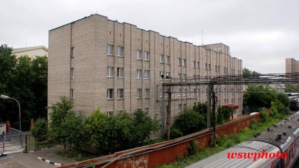Вагонный участок Москва-Ярославская - Пассажирское вагонное депо Москва-3 (ЛВЧ-3)