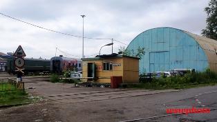 Проход (проезд) на территорию Вагонного участка осуществляется через КПП
