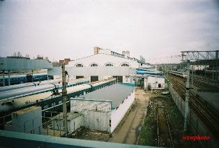 Ремонтно-экипировочное депо (РЭД)